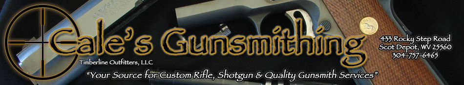 Cale's Gunsmithing