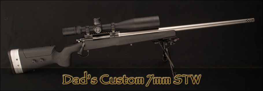 Dad's Custom 7mm STW